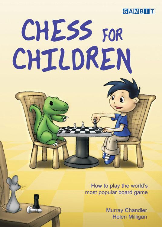 NZD $20 - Chess For Children - Chandler & Milligan